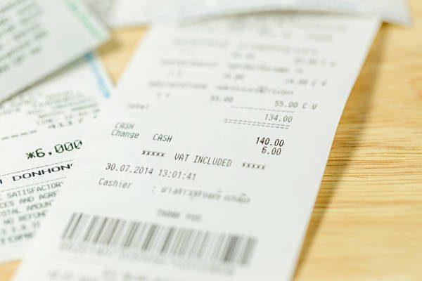 mystey shopping kupovina konspekt račun