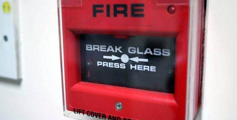 Zaštita od požara - javljač požara